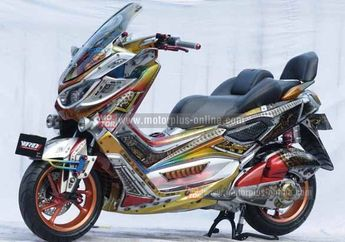 Modif Variasi Yamaha NMAX Predator