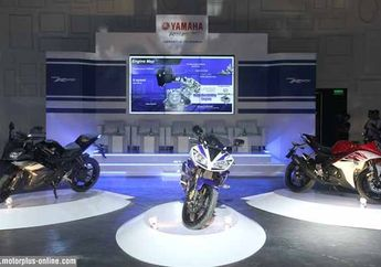 Yamaha R15 Special Edition Pakai Sok Belakang Ohlins