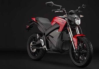 EICMA : Zero Motorcycle Pamerkan Zero SR, Motor Listrik Berperforma Tinggi
