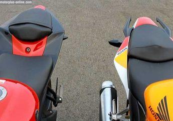 Perbandingan Fitur Honda All New CBR 150R Vs Yamaha YZF-R15