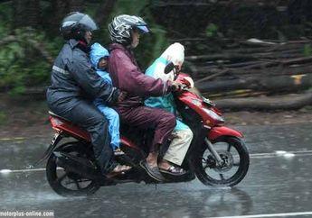 Awas Ada Jas Hujan Anak Berbahaya