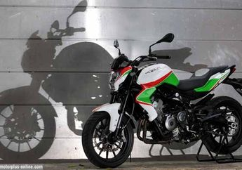 Power Benelli TnT 250 35 HP Di Test Dynojet 250i