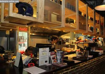 Cafe Biker, Cafe Buat Hangout With Fashion Bagi Kaum Motoris
