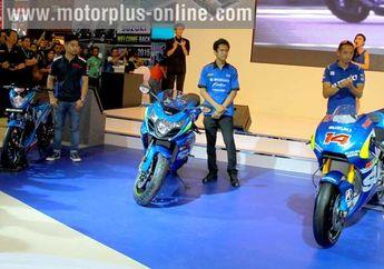Daftar Harga Motor Baru Suzuki 2015