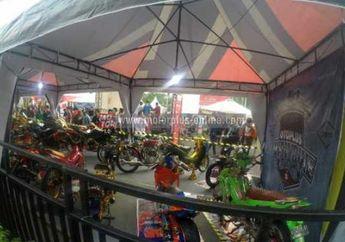 Reborn Dengan Konsep Bike Show Dalam Expo