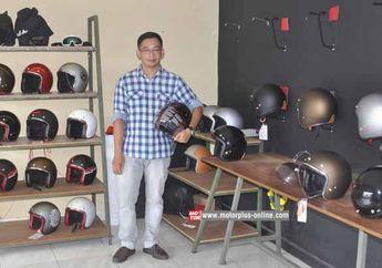 Helmet Boulter Spesialis Produksi Helm Retro