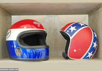 Helm Retro Elder Helmet Dan Caberg