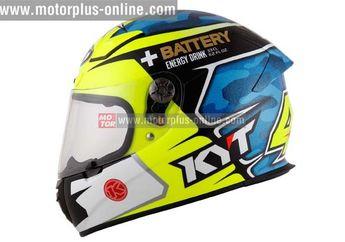 KYT Mulai Jual Helm MotoGP Asli