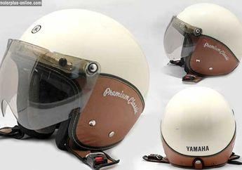 Helm Klasik Yang Sudah SNI