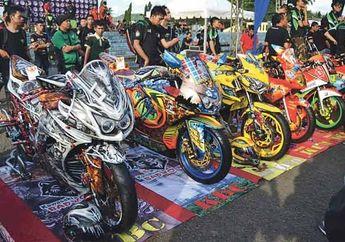 Jambore Daerah III Kawasaki Ninja Indonesia Indramayu Meriah Dan Disupport Polisi