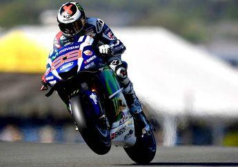 Lorenzo Menggila di Kualifikasi MotoGP Le Mans