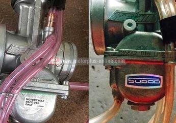 Awas Tertipu! Ini Cara Membedakan Karburator Keihin PWK Sudco Asli dan Palsu
