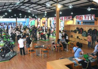 PT Kawasaki Motor Indonesia (KMI) Kasih Bunga 0% Hingga Voucher Demi Target Menjual 2.500 Unit