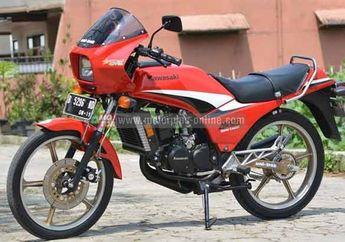 Kawasaki AR125, Mbahnya Ninja 2-Tak