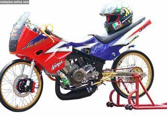 Kawasaki Ninja 150R Keracunan Thailook