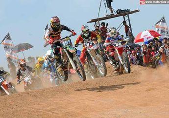 Kejurnas Motocross Seri II Lahat Batal Digelar Karena...