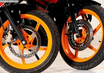 Honda All New CBR 150R Lebih Irit Dibanding New CBR 150R