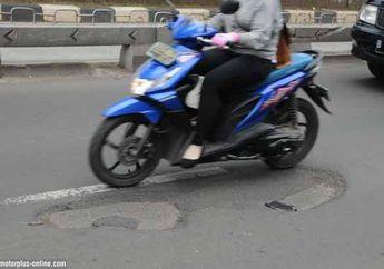 Waspada! Kecelakaan Lalu Lintas Meningkat Akibat Jalan Rusak dan Berlubang!