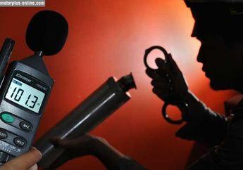 Motor Dengan Knalpot Racing Dilarang Masuk Bogor