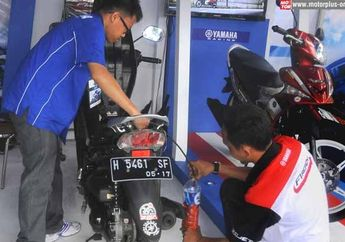 Mitos Fuel Pump Motor Injeksi, Dibuktikan Dengan Pengujian Teknis. Ini Hasilnya..