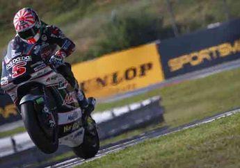 Johann Zarco Menangkan Kualifikasi Ketat Moto2 Brno