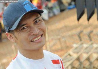 Irwan Ardiansyah, Sebarkan Sok Belakang Merek Ohlins Untuk Pacuan Grasstrack