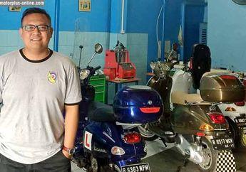 PRO Scooter, Spesialis Vespa Modern yang Punya Misi Manjakan Komunitas