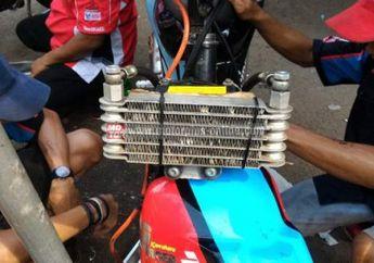 Oil Cooler Pengantar Podium Motorprix 2