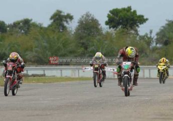 MotorPrix Region 4 Kalimantan, Peserta QTT MP2 Penalti 5 Detik