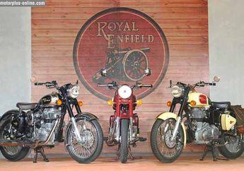 Riding Impression Royal Enfield Bullet, Mau Tahu Sehebat dan Setangguh Apa Sih Motor Pabrikan India ini?