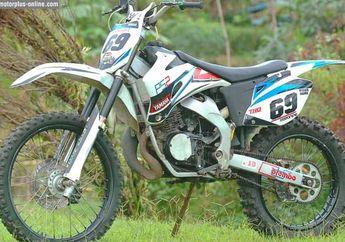 Modifikasi Yamaha RX Special 1994 Banjarnegara, Supir Truk Punya Gaya