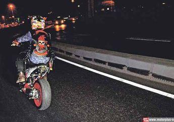 Logika Cepat Saat Riding Demi Safety