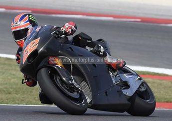 Sam Lowes Langsung Kencang Di MotoGP