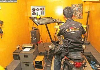 Uji Shell Advance Masuk 5000 KM Tenaga Tetap Stabil