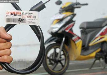 Substitusi Kabel Speedometer Yamaha Xeon RC, Bisa Pake Punya Mio Sporty Lho!