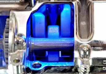 Jurus Bikin Serem Salah Satunya Berkat Crankshaft Dibuat 180°