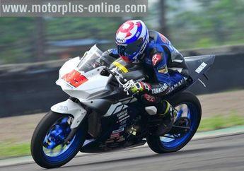 Tim Yamaha Bahtera Racing Seting Rangka dan Suspensi Buat IRS Sentul
