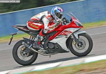 Pakai Knalpot Racing Bawaan Pabrik Pangkas 8 Detik!