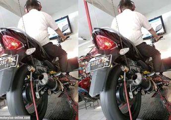 Upgrade Performa Suzuki Inazuma, Biar Naik di Putaran Atas