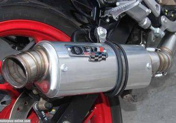 Ganti Knalpot Free Flow dan Seting Spuyer Sukses Dongkrak Power Sebesar 0,5 HP