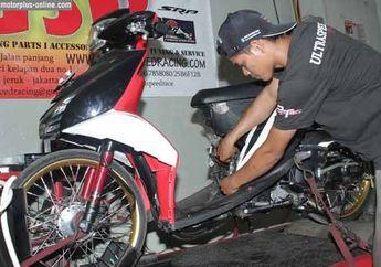 Upgrade Performa Yamaha Mio GT, Bermodal Piston 58,5 mm Power Bisa Naik Drastis