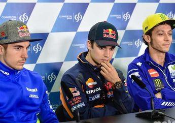 Valentino Rossi Bilang Maverick Vinales Atau Dani Pedrosa Yang Pindah Ke Yamaha?