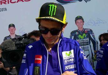 Valentino Rossi Malu Buat Balapan Diusia 40 Tahun