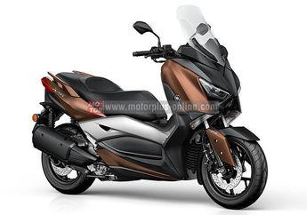 Nih Jadwal Launching Yamaha X-Max 250