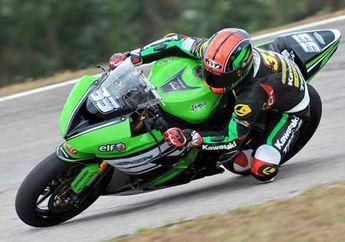 Yudhistira Tercepat Di Latihan Resmi Pertama Asia Road Racing Championship Johor