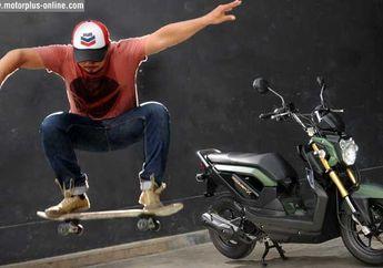 Honda Zoomer-X, Nih Motor Bagi Anak Muda yang Mau Angkat Bicara
