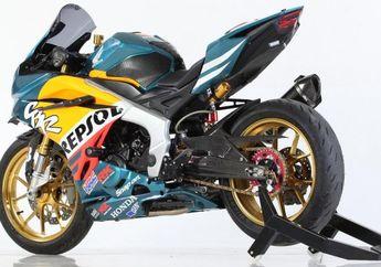 Awas Naksir.. Honda CBR250RR Ini Bikin Pangling Gegara Livery Mick Doohan