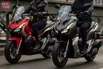 Bukan Cuma Fitur Ini Perbedaan Mencolok Motor Honda Adv 150 Versi Abs Dan Non Abs Motorplus