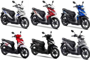 Honda Beat Di Indonesia Ada 7 Model Ini Perbedaan Serta Harganya Motorplus