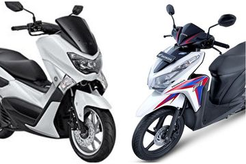 Dijamin Pada Bengong Tampilan Yamaha Nmax Dan Honda Vario 125 Digabung Jadi Motor Matic Baru Netizen Namanya Kayak Obat Kuat Semua Halaman Gridmotor Id
